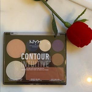 Contour intuitive Eye and Face sculpting palette🌸